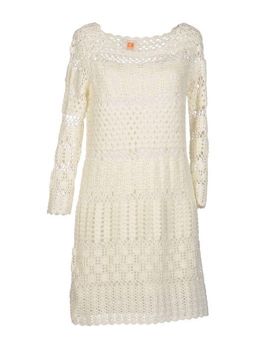 Фото BOSS ORANGE Короткое платье. Купить с доставкой