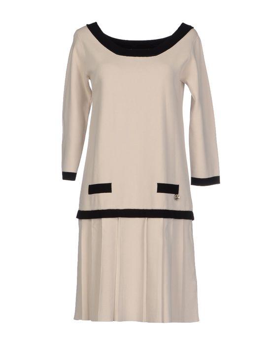 Фото TWIN-SET SIMONA BARBIERI Платье до колена. Купить с доставкой