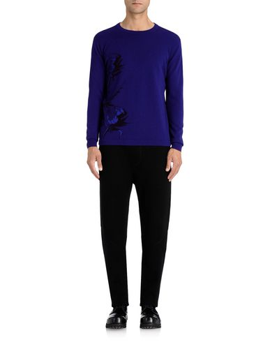 Thistle Intarsia Cashmere Knit