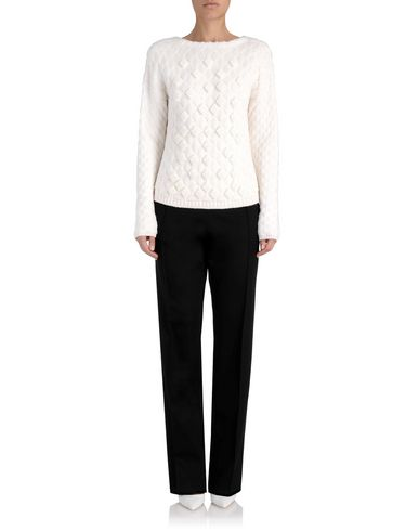 Merino Wool 3D Embroidered Knit