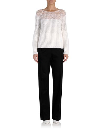 Cashmere Sheer Detail Knit