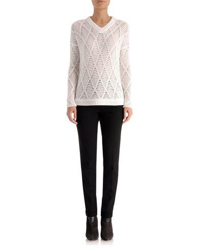 Cashmere Blend Lace Argyle Knit