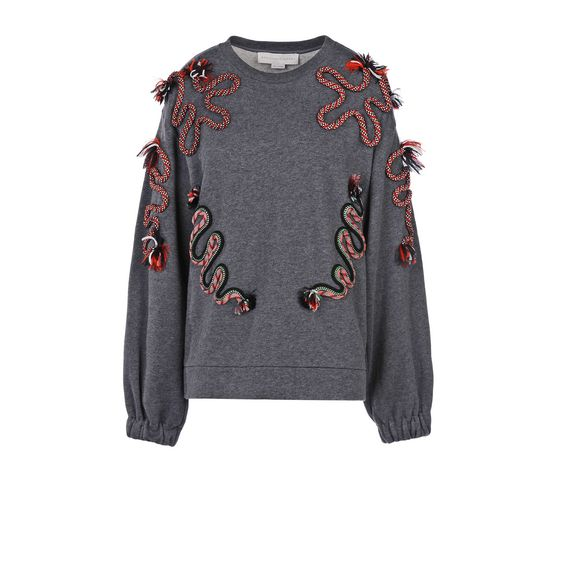 STELLA McCARTNEY, Sweater, Squiggle Cord Jumper