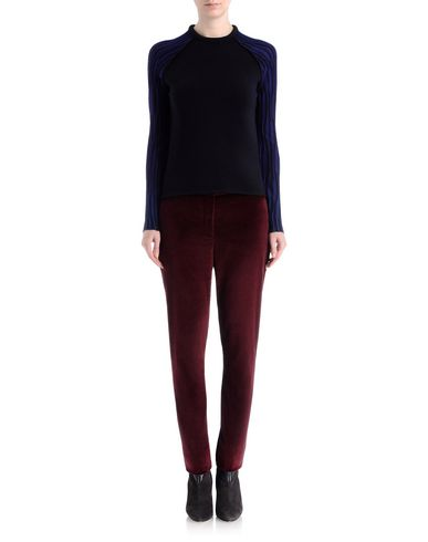 Relaxed Bi-Colour Knit