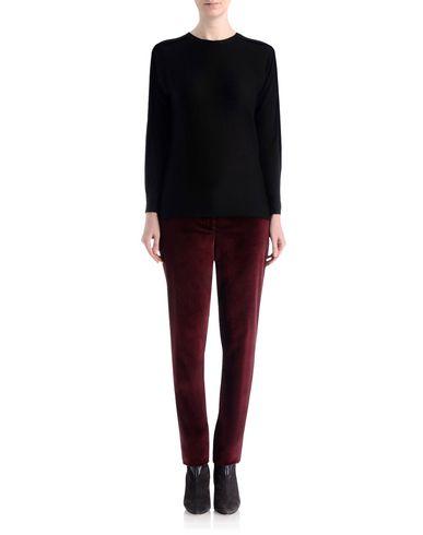 Cashmere Shoulder Drape Effect Knit