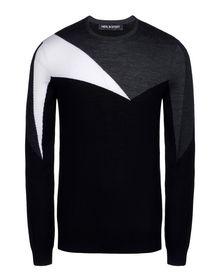 Crewneck sweater - NEIL BARRETT