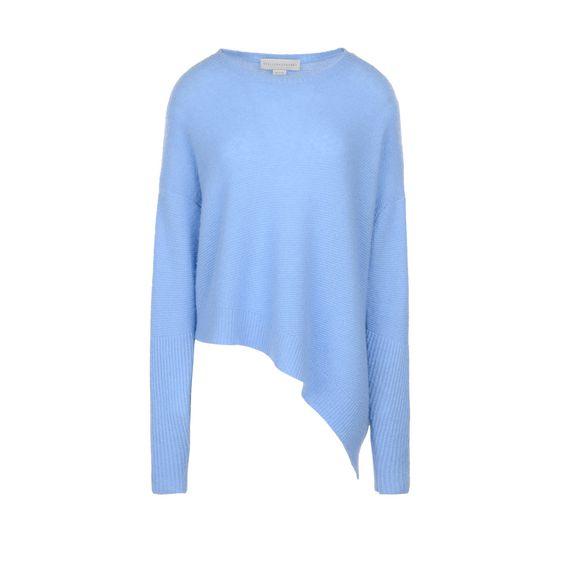 STELLA McCARTNEY, Sweater, Pull asymétrique