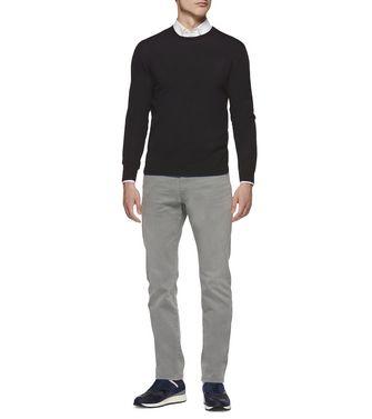ZZEGNA: Crew Neck Sweater  - 39498401XA