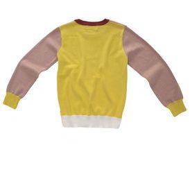 STELLA McCARTNEY KIDS, Jumpers & Cardigans, LUCKY PRINCESS FROG JUMPER