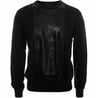ALEXANDER MCQUEEN, Sweatshirt, Paneled Sweatshirt