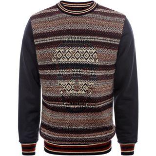 ALEXANDER MCQUEEN, Jumper, Fairisle Skull Sweater