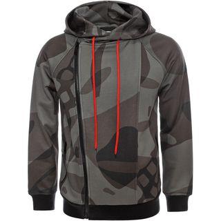 ALEXANDER MCQUEEN, Sweatshirt, Asymmetric Sweatshirt