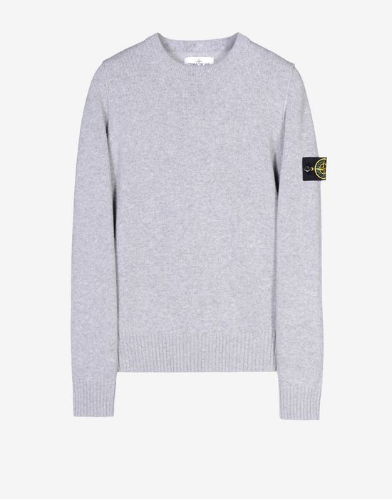 29968b4d8 Crewneck Sweater Stone Island Men - Official Store