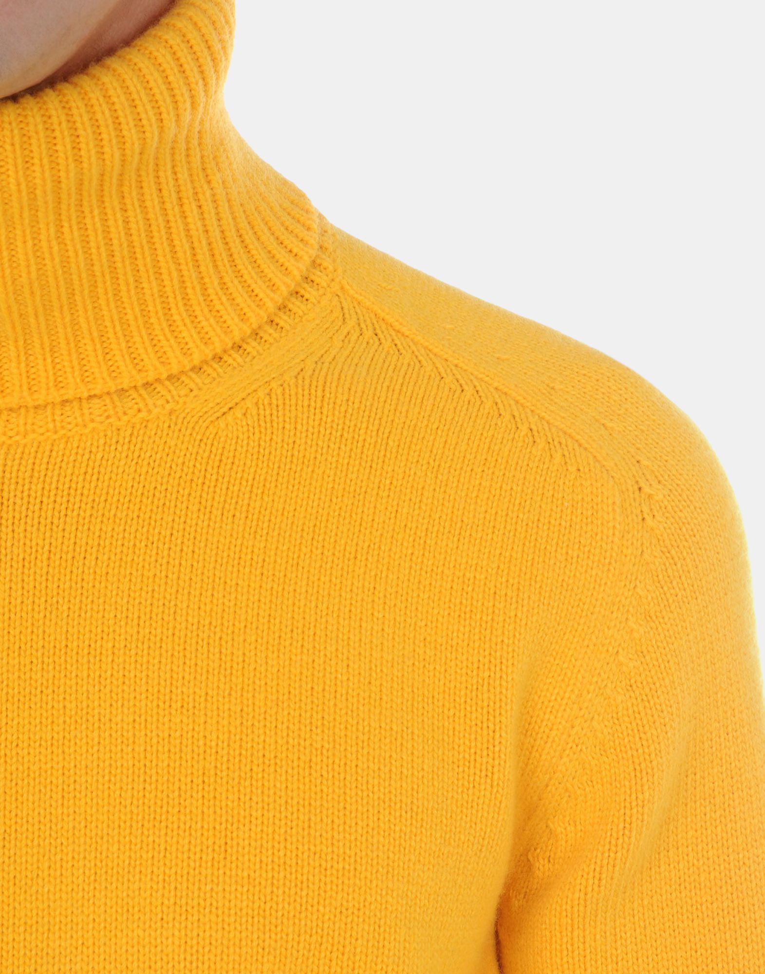 Yellow Mens Shirt
