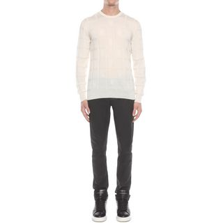 ALEXANDER MCQUEEN, Jumper, Crew Neck All Over Skull Jumper