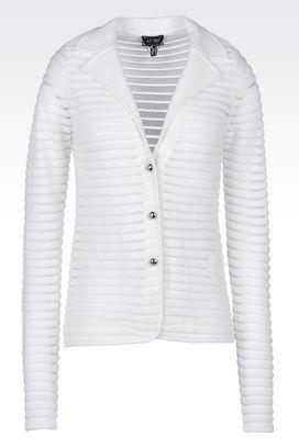 Armani Knit jackets Women knit jacket
