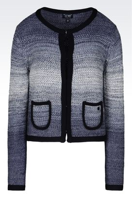 Armani Cardigans Women knit jacket