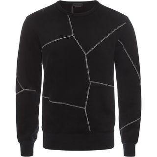 ALEXANDER MCQUEEN, Jumper, Sail Stitch Sweatshirt