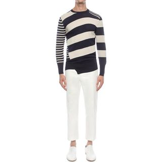 ALEXANDER MCQUEEN, Jumper, Crew Neck Long Sleeve Jumper
