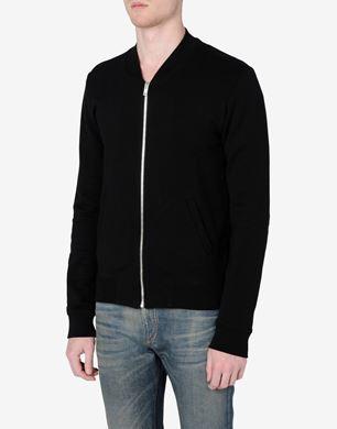 Cotton varsity sweatshirt