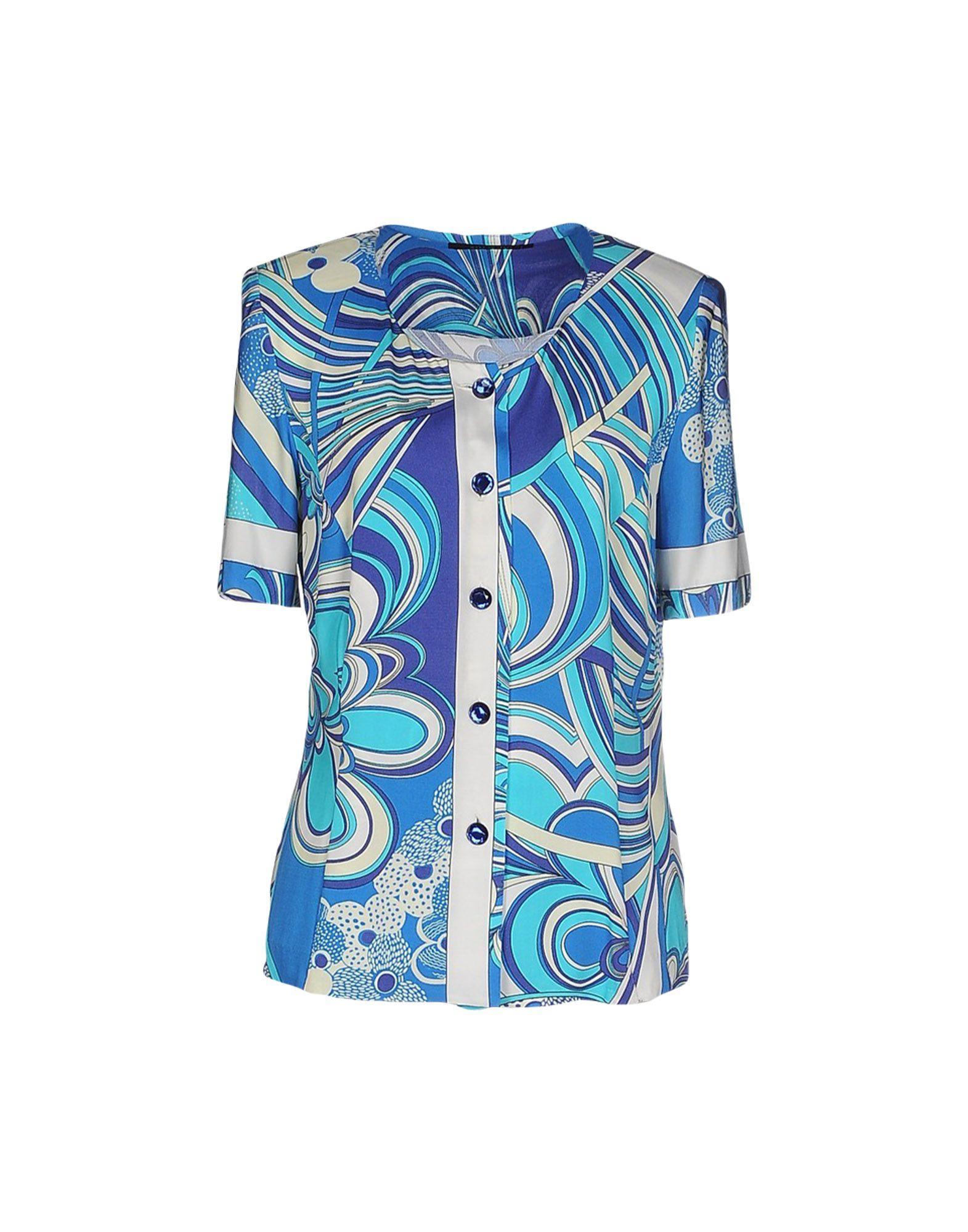 DOMINA Damen Strickjacke Farbe Azurblau Größe 5