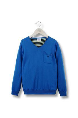 Armani V  neck sweaters Men cotton sweater