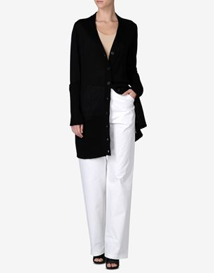 Maison Margiela Cardigan with deconstructed seams
