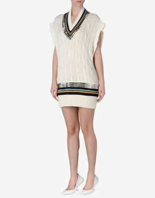 Maison Margiela Sleeveless jumper