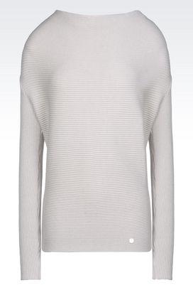 Armani Crewneck sweaters Women viscose jumper