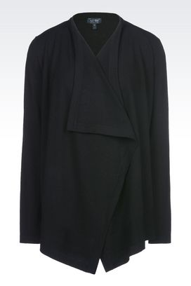 Armani Cardigans Women cardigan in viscose blend