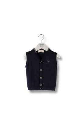 Armani Vests Men knitwear
