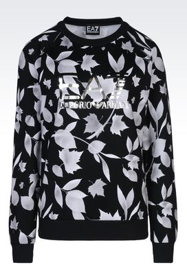 Armani Crewneck sweatshirts Women sweatshirts