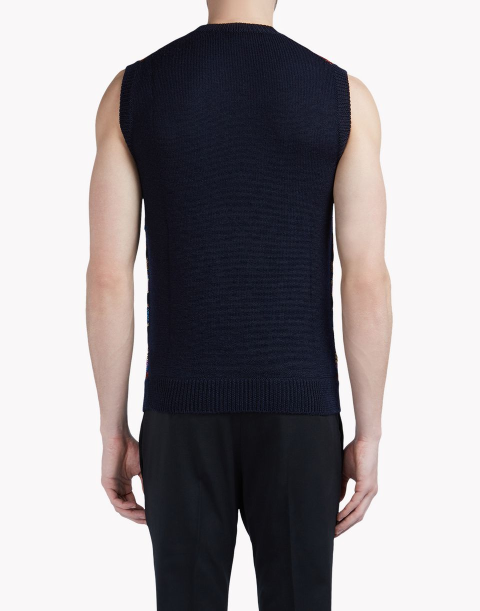 pullover vest tops & tees Man Dsquared2