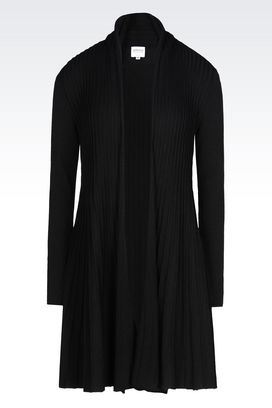 Armani Cardigans Women cardigan in viscose blend