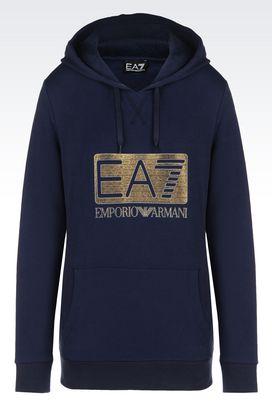 Armani Hooded sweatshirts Women sweatshirts