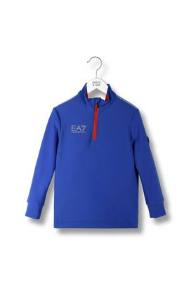 Armani Zip sweatshirts Men technical ski fleece
