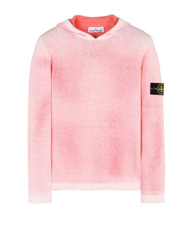 STONE ISLAND Sweater 573A8 REVERSIBLE KNIT