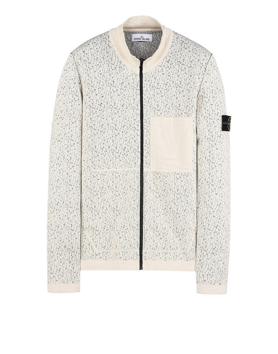 519b4 Reversible Knit Cardigan Stone Island Homme