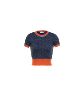 REDValentino MR3KC06G2TY 817 Knit Sweater Woman a