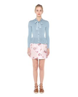 REDValentino MR3KA0B52U8 868 Cardigan Woman f