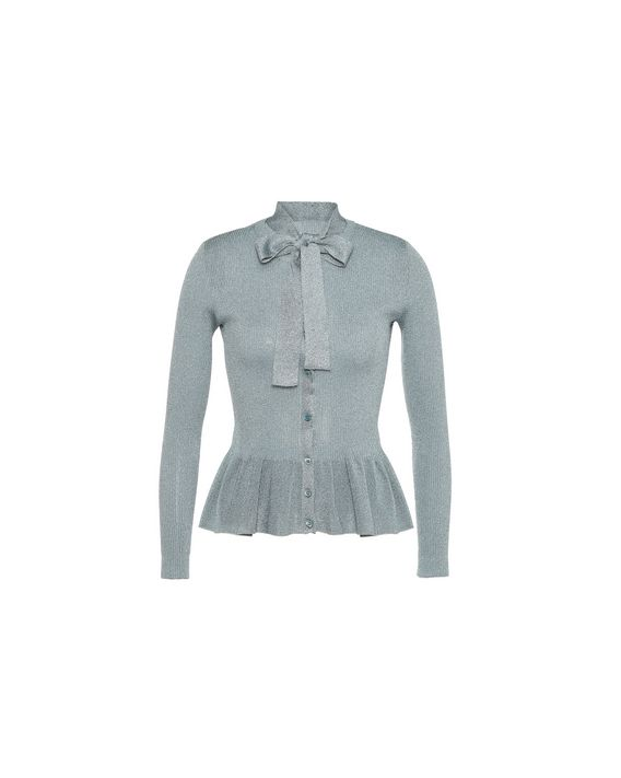 REDValentino MR3KA0B52U8 868 Cardigan Woman a