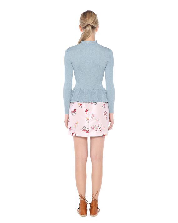 REDValentino MR3KA0B52U8 868 Cardigan Woman r
