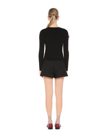 REDValentino MR3KC0Q42UM 0NO Knit Sweater Woman r