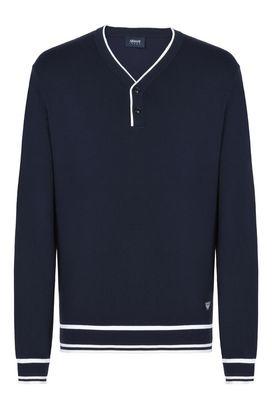 Armani V  neck sweaters Men knitwear