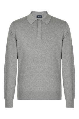 Armani Polo sweaters Men 100% cotton sweater with collar