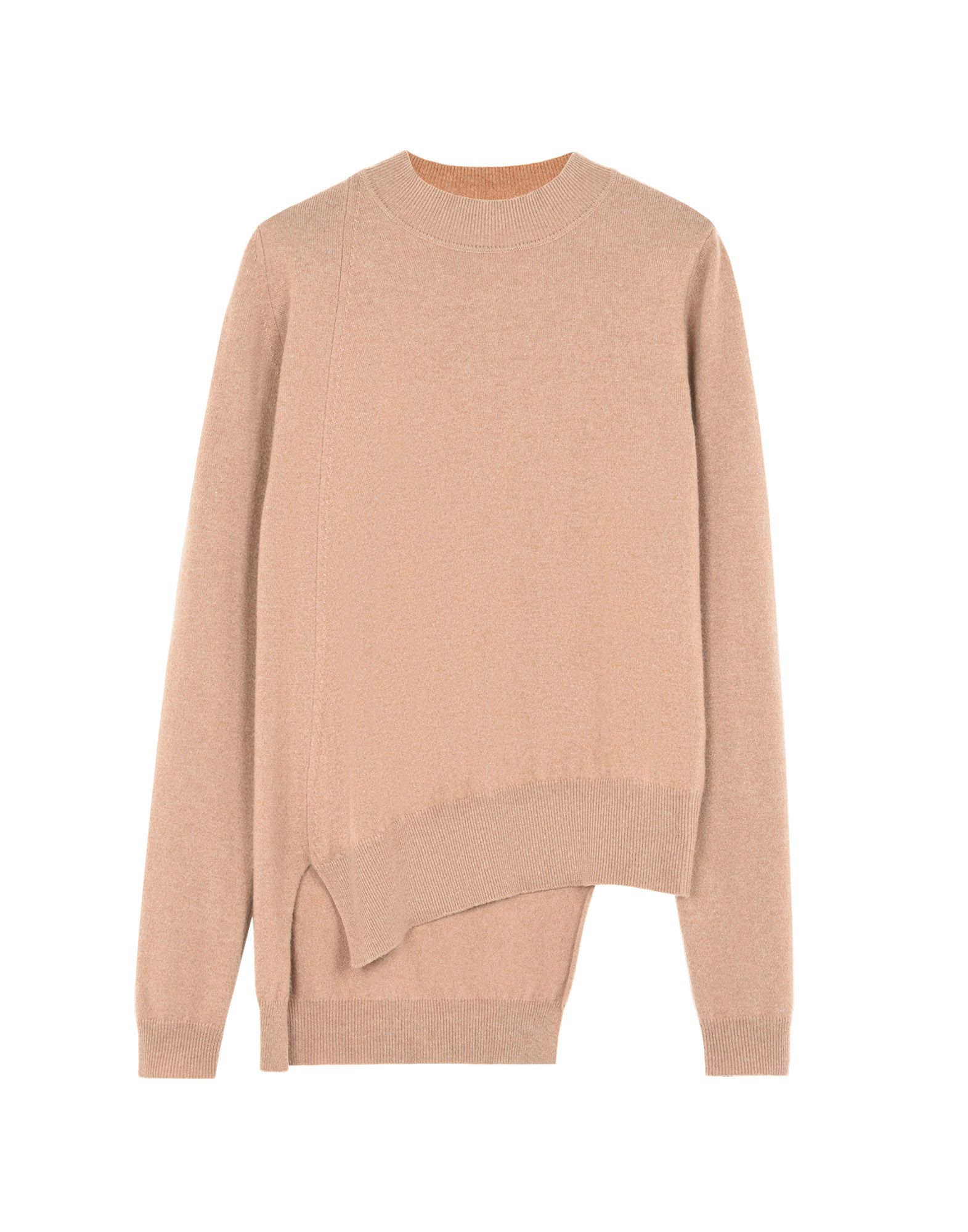 SWEATER - CAMEL