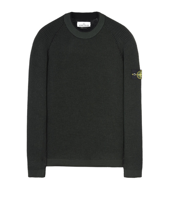 Crewneck Sweater Stone Island Men Official Store