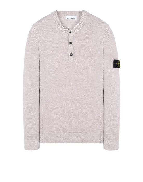 STONE ISLAND Polo sweater 536D2
