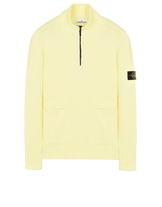 STONE ISLAND High neck sweater 582D2