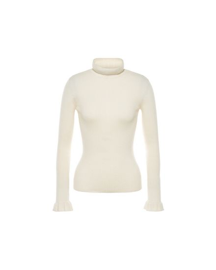REDValentino Knit Sweater Woman NR3KC0Y01W7 A03 a